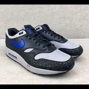 Nike Air Max 1 SE Reflective Men's Size 13 Black